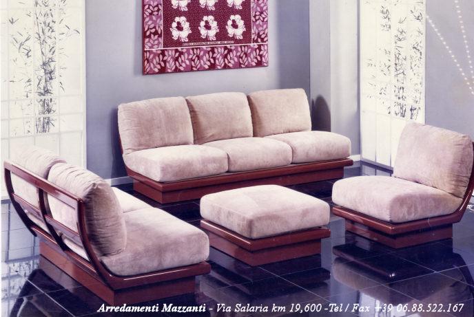 Arredamenti mazzanti roma divani poltrone for Arredamenti classici roma